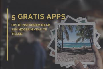 instagram apps, gratis apps, instagram, posts inplannen, instagram hoger niveau