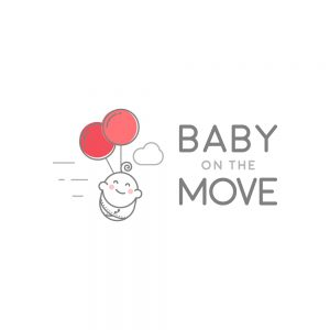 baby on the move, logo, Sarah De Jonghe, Mikael Michiels