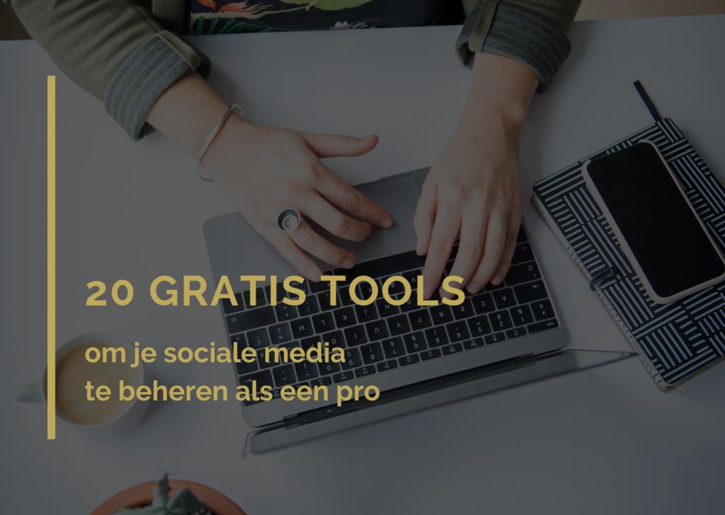sociale media tools, delphine van belleghem, social media freelancer, sociale media consultant
